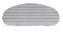 1933-34 Chevy Master Brushed Aluminum Glove Box Door
