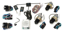 Commander 10K Ten-Function Remote Entry System w/ 3 35lb Solenoids