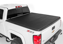"""Nissan Soft Tri-Fold Bed Cover (2017 Titan)(5'6"""" Bed)"""
