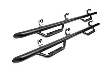 Wheel to Wheel Extended Cab Nerf Steps (07-13 Chevy/GMC 1500)(6 ft 6 in Bed)