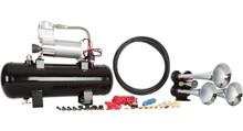 Bullet Air Horn Kit - 2 Gal Tank