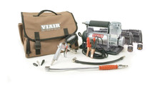 Viair 400PRV Automatic Portable Air Compressor w/ 25 FT Coil Hose & Tire Inflation Gun