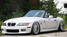 1993-2000 BMW 3-Series Air Lift Kit with Manual Air Management w/ No Shocks
