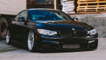 2015-2018 BMW (2/3/4 Series)(5 Bolt) Air Lift Kit with Manual Air Management