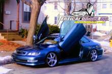 Vertical Doors 1996-1999 Acura CL Bolt on Lambo Door Kit