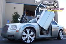 2004-2010 Chrysler 300 Bolt on Lambo Door Kit