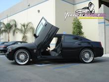 Vertical Doors 2005-2010 Dodge Charger Bolt on Lambo Door Kit
