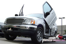 Vertical Doors 1997-2002 FORD EXPEDITION Bolt on Lambo Door Kit