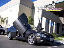 Vertical Doors 1998-2004 LEXUS IS300 Bolt on Lambo Door Kit