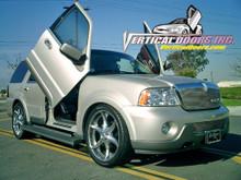 Vertical Doors 2003-2005 LINCOLN NAVIGATOR Bolt on Lambo Door Kit