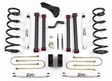 "2008 Dodge 3/4 & 1 Ton 4WD Diesel & Gas 5"" Lift Kit With Nitro Shocks"