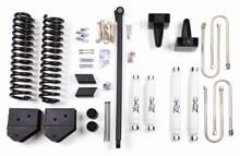 "2008-10 F250, F350 Super Duty 4WD 4"" Lift Kit With Nitro Shocks"