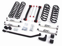 "1999-2004 Jeep Grand Cherokee WJ 4"" Coil Lift Kit With Nitro Shocks"