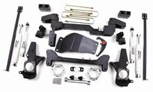 "01-06 Chevy/GMC Suburban/Avalanche 2500 4WD 6"" Lift Kit w/Nitro Shocks"