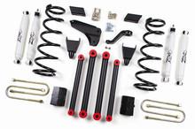 "2010 Dodge 3/4 & 1 Ton 4WD Diesel & Gas (3 7/8"" Rear Axle) 5"" Lift Kit"