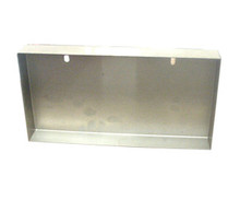 Steel License Plate Box