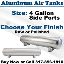 4 Gallon Aluminum Air Tank