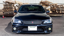 98-05 Lexus IS200 /IS300 Air Lift Kit with Manual Air Management- Front View