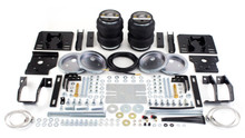 2011-2014 Ford F350 4WD Fits Single/Dual Rear Wheel Rear Helper Bag Kit