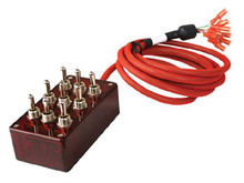 AVS ARC-9 Switch Toggle Series Red