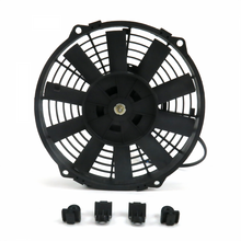 "Zirgo 9"" 839CFM Radiator Cooling Fan"