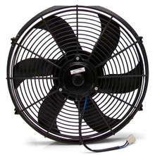 "Zirgo 12"" 1229CFM Radiator Cooling Fan"