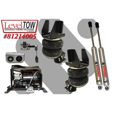 Level Tow Kit for 2007-18 Silverado/Sierra 1500 (2WD&4WD)