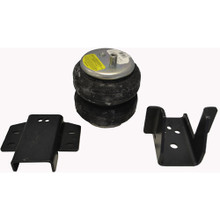 07-17 Silverado/Sierra 1500 Level Tow air bags System