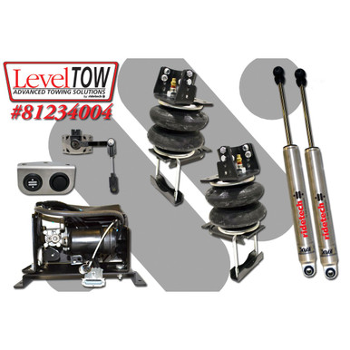 Level Tow Kit for 2003-2012 Dodge Ram 2500/3500 2WD&4WD