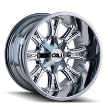 Cali Off-Road Americana PVD2 Chrome 20X12 8-180 -44mm 124.1mm
