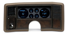 78-88 Chevy Monte Carlo/78-87 El Camino/Malibu/Caballero Digital Instrument System