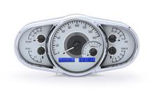 "Universal 5""X10"" Multi-Level Elliptical,  Analog VHX Instrument"