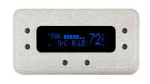 Digital Rectangular Climate Control System for Vintage Air Gen 2 satin finish