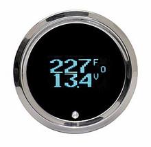 Odyssey II Series 2-1/16 Inch Fuel/Volt/Oil Pressure/Water Temp