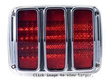 1964-1966 Mustang LED Tail Lights (Housing Not Included)