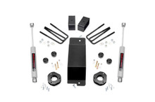 3.5IN GM Suspension Lift Kit - 07-16 1500 4WD without lifted struts