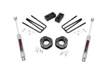 3.5IN GM Suspension Lift Kit - 07-13 1500 PU 2WD without Lifted N2.0 Strut Upgrade
