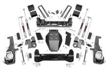 7.5in GM NTD Suspension Lift Kit (11-19 2500HD/3500HD)