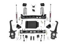 4in Suspension Lift Kit (04-15 Nissan Titan)