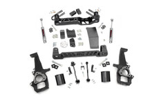 4IN DODGE SUSPENSION LIFT KIT (06-08 RAM 1500 4WD)