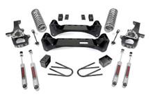 6in Dodge Suspension Lift Kit (02-05 Ram 1500 2WD)