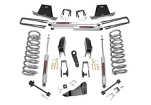 5in Dodge Suspension Lift Kit (09-10 Ram 2500/3500 4WD)