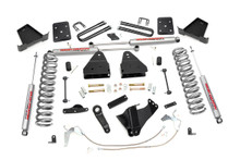 4.5in Ford Suspension Lift Kit (08-10 F-250/F-350 4WD)