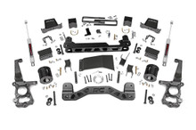 6in Ford Suspension Lift Kit (15-19 F-150 4WD) with Standard Kit