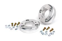 2in Ford Leveling Billet Strut Extensions (14-19 F-150) Aluminum