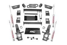 4in Ford Suspension Lift Kit (97-03 F150 4WD)