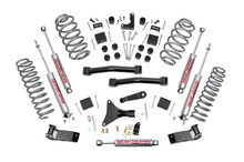 4in Jeep Suspension Lift Kit (99-04 Grand Cherokee WJ 4WD)