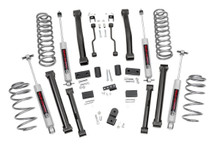 4in Jeep Suspension Lift Kit(93-98 Grand Cherokee ZJ 4WD)