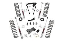 4in Jeep Suspension Lift Kit (07-18 JK Wrangler Unlimited)