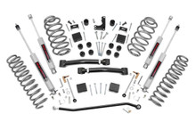 4in Jeep X-series Suspension Lift Kit (99-04 Grand Cherokee WJ 4WD)